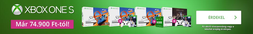 Xbox One gépcsomag akció