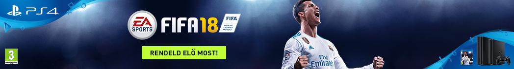 FIFA 18 exkluzív előrendelői ajándékokkal!