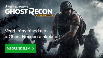 Tom Clancy's Ghost Recon Wildlands | Vedd irányításod alá a Ghost Recoon alakulatot!