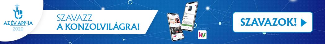 Szavazz ránk! - Az év applikációja 2020
