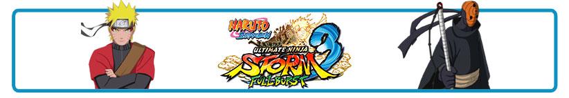 /></h2> <h2>Naruto Shippuden Ultimate Ninja Storm 3 Full Burst ismertető</h2> <p>Az anime rajongók legnagyobb örömére egy<span></span><strong>minden földi jóval megpakolt kiadásban</strong><span></span>jelenik meg ismét a Naruto Shippuden: Ultimate Ninja Storm 3, aminek köszönhetően nem csak egy nagyszerű videojátékot kapunk a pénzünkért cserébe, hanem egy<span></span><strong>izgalmas és fordulatos</strong><span></span>verekedős alkotást is.</p> <p>A jól ismert sorozat harmadik epizódjában tovább<span></span><strong>követhetjük a történet fonalát</strong>, így Naruto oldalán teljesen<span></span><strong>új kalandok</strong><span></span>várnak majd ránk, de nem csak a sztori, hanem a játékmenet tekintetében is forradalmi újdonságokon esett át a széria. Ennek köszönhetően<span></span><strong>vadonatúj harci mozdulatok</strong>, lehetőségek, képességek és minden eddiginél szebb látványvilág vár majd ránk, miközben rendet teszünk ellenfeleink soraiban.</p> <p>A Naruto Shippuden: Ultimate Ninja Storm 3 azonban természetesen<span></span><strong>nem csak a közönséges harcokról és összecsapásokról szól</strong>- habár kétségtelenül ez a játék egyik legnagyobb erénye -, így rengeteg mellékküldetés és egyéb feladatok is a rendelkezésünkre állnak majd ahhoz, hogy<span></span><strong>egy percig se unatkozzunk</strong><span></span>az alkotásban felfedezhető hatalmas virtuális város, Kohona bebarangolása közben, ahol<span></span><strong>megannyi ellenfél</strong><span></span>feni majd ránk a fogát.</p> <p></p> <p>A játék Full Burst kiadásának köszönhetően ráadásul most<span></span><strong>nem csak az alapjátékhoz</strong>, hanem számtalan különleges extrához is hozzájuthatunk egy kalap alatt! Ennek köszönhetően<span></span><strong>Kabuto</strong><span></span>képében egy új játszható karakterrel, egy<span></span><strong>extra fejezettel</strong>, 100 mellékküldetéssel és 38 jelmezzel gyarapíthatjuk az alapokat, de az<span></span><strong>átvezető animációk is módosítva lettek</stro