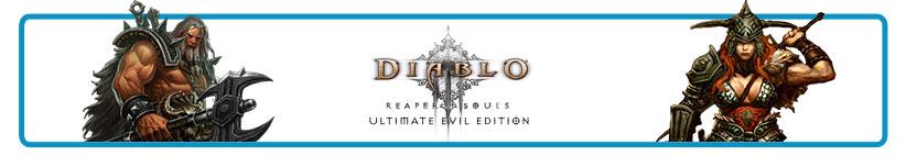 /></h2> <h2>Diablo III (3) Ultimate Evil Edition ismertető</h2> <p>Hosszú idő után végre megtörik a PC-exkluzivitás: a<span></span><strong>PlayStation 4</strong><span></span>debütálásával konzolra is elérhetővé válik a játékosok milliói által kedvelt<span></span><strong>Diablo III</strong>, így most már nem muszáj billentyűzetet és egeret ragadnunk, ha szeretnénk egy kicsit barbárunk vagy démonvadászunk oldalán kalandozni!</p> <p>A Diablo III sikere több tényezőben keresendő - az egyszerű,<span></span><strong>másodpercek alatt megtanulható játékmenet</strong>, a több száz órányi kalandra elegendő, véletlenszerűen generálódó barlangrendszerek és a<span></span><strong>változatos karakterosztályok</strong><span></span>mind-mind rengeteg hozzátesznek a Diablo-élményhez. Most pedig végre a PS4-tulajdonosok tábora is átérezheti ezt!</p> <p>A játék középpontjában öt<strong><span></span>teljesen eltérő</strong><span></span><strong>fegyvereket</strong><span></span><strong>és képességeket</strong><span></span>bevető karakterosztály áll, melyeket a későbbiekben még inkább a saját képünkre formálhatunk. Hatalmas varázslatokat szóró mágus, számszeríjjal lövöldöző démonvadász vagy fejszét lobogtató barbár harcos -<span></span><strong>hozzád melyik áll a legközelebb?</strong></p> <p>Ami talán képességeinknél is fontosabb, az a kalandjaink során feltűnő<strong><span></span>mágikus tárgyak</strong>, fegyverek és páncélok sokasága, elvégre egész harcok kimenetele múlhat azon, milyen felszerelést visel éppen hősünk. Egy<span></span><strong>jeges pengével</strong><span></span>lefagyaszthatjuk ellenfeleinket, egy<span></span><strong>tüskés pajzzsal</strong><span></span>pedig komoly sebzést vihetünk be a ránk támadó szörnyetegeknek, csak hogy két példát említsünk.</p> <p>A játékmenet alapjai nem változtak a PC-s verzióhoz képest, az irányítás azonban<span></span><strong>sokkal kézenfekvőbb</strong>, mondhatni