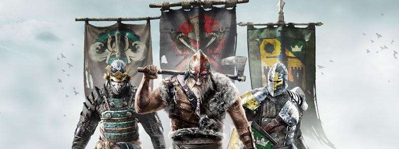 /></p> <p>Minden túlzás nélkül, a For Honor művészi szintre emeli a virtuális kardozás élményét, amit a fejlesztők fantasy-elemek nélkül, valóságos ábrázolásmóddal, brutális kivégzésekkel álmodtak meg, méghozzá többféle harcmodor társaságában, így a lovagok mellett a vikingek és a szamurájok harcművészetét és harctéri szokásait is megismerhetjük.<br /><br /></p> <p>Az alkotás főként az online többjátékos lehetőségekre épít ? hatalmas 4v4 küzdelmeket kínál többféle szabályrendszerben ?, de az egyjátékos kampánynak köszönhetően még teljesebbé varázsolhatjuk az élményt, amire a csodálatos, újgenerációs grafika teszi fel a koronát.</p> <ul> <li>Minden eddiginél realisztikusabb formában ismerheted meg a középkori kardcsatákat egy taktikus harcrendszer által!</li> <li>Az egyjátékos kampány mellett igazán sokszínű, számtalan lehetőséggel ellátott többjátékos csaták is várnak rád!</li> <li>Tedd próbára magad olyan izgalmas játékmódokban, mint a Brawl, Skirmish vagy Dominion!</li> <li>A lovagok mellett a vikingek és a szamurájok sajátos harcmodorát is testközelből fedezheted fel!</li> </ul> <p></p> <p><b>Érdekel milyen a játékmenet valójában? Nézd meg az alábbi videót és nem lesz kérdésed!</b></p> <p><b><iframe width=