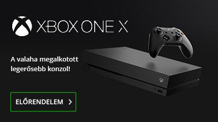 Xbox One X!
